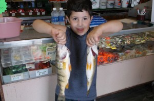 OUR FUTURE ANGLERS